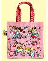 Fairies Spread a Little Sparkle Tote Bag